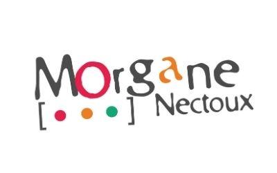 Logo Morgane Nectoux - prise de parole en public