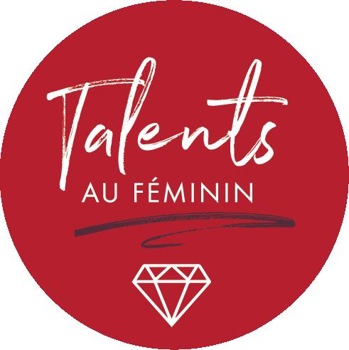 Logo Talents au féminin, réseau d'entrepreneures